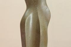 10. Nymph - 2, 2015. Size: 85x20x20cm, Bronze, Granit
