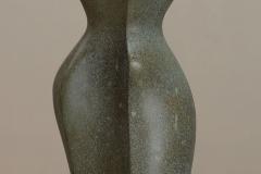 11. Persephona, 2015. Size: 80x20x20cm, Bronze, Granit